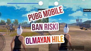 Photo of PUBG Mobile Ban Kaldırma  ve Ban Hilesi Nedir?