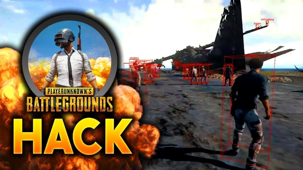 pubg steam hack hilesi
