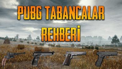 Photo of PUBG Tabanca Hasarları ve Pistol Rehberi