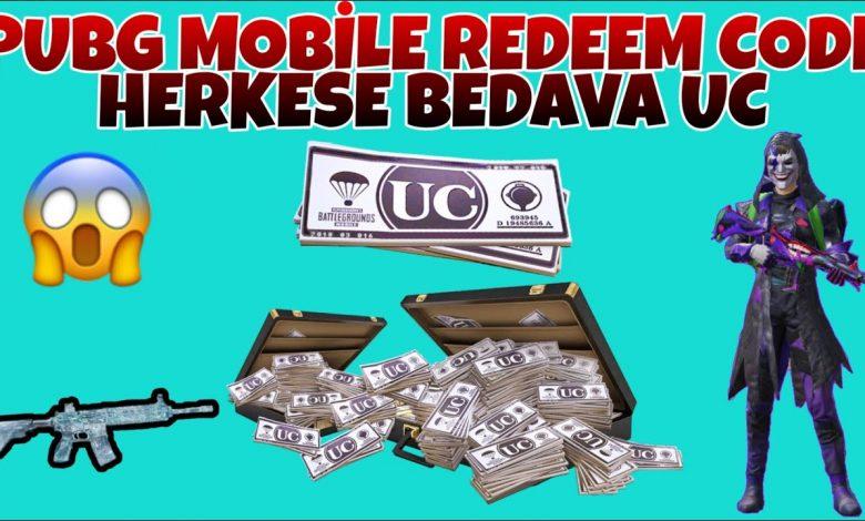 Pubg Mobile e-pin Bedava Uc Kodu Hilesi