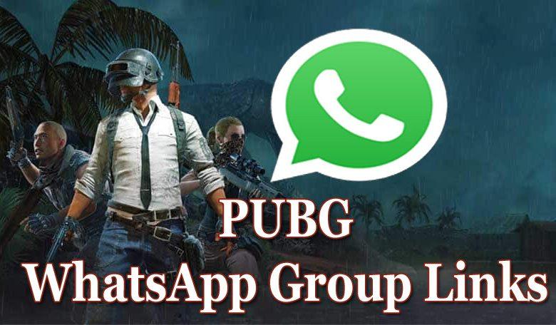 Pubg Mobile WhatsApp, Telegram Grupları