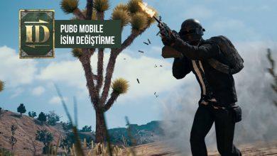 Photo of Pubg Mobile İsim Değiştirme Kartı Nasıl Alınır?