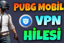 Photo of Pubg VPN Hilesi: Taktik ve Ödül Hediyeleri